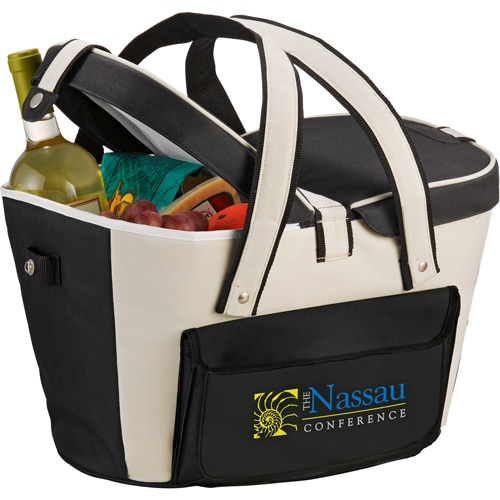 2610-02 Picnic Basket Cooler